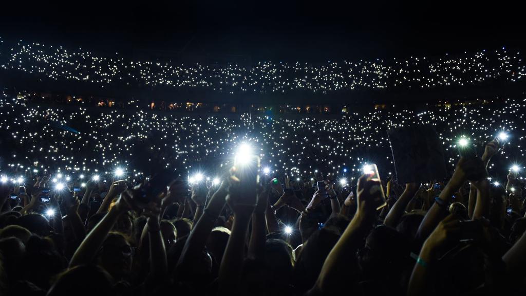 Apple invente une techno pour bloquer photos et vidéos dans les concerts