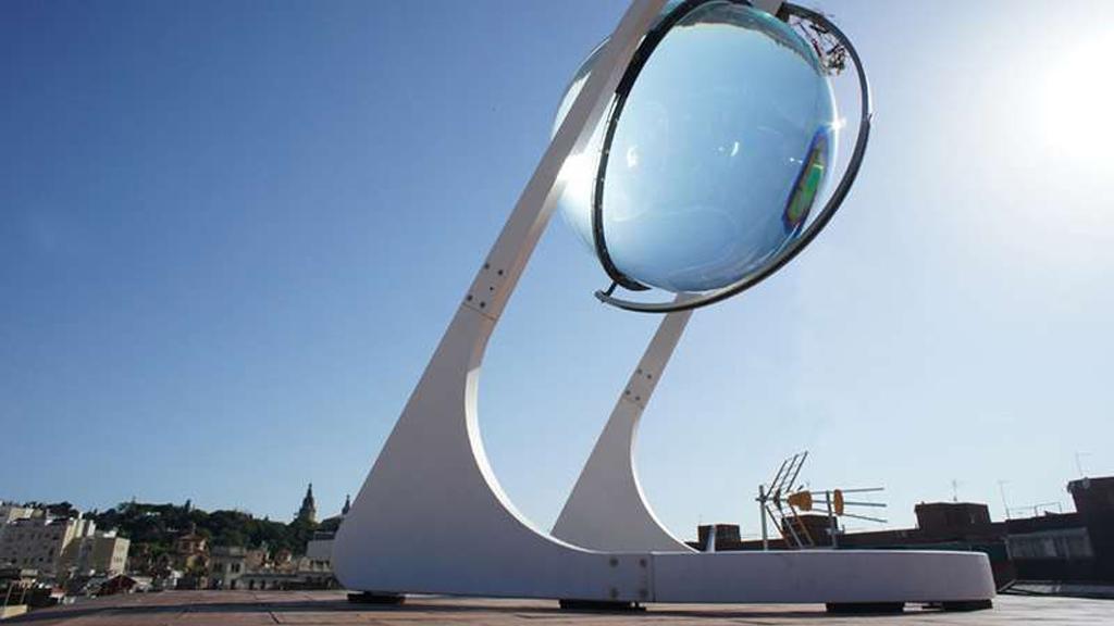 Mieux que le panneau solaire, la sphère solaire