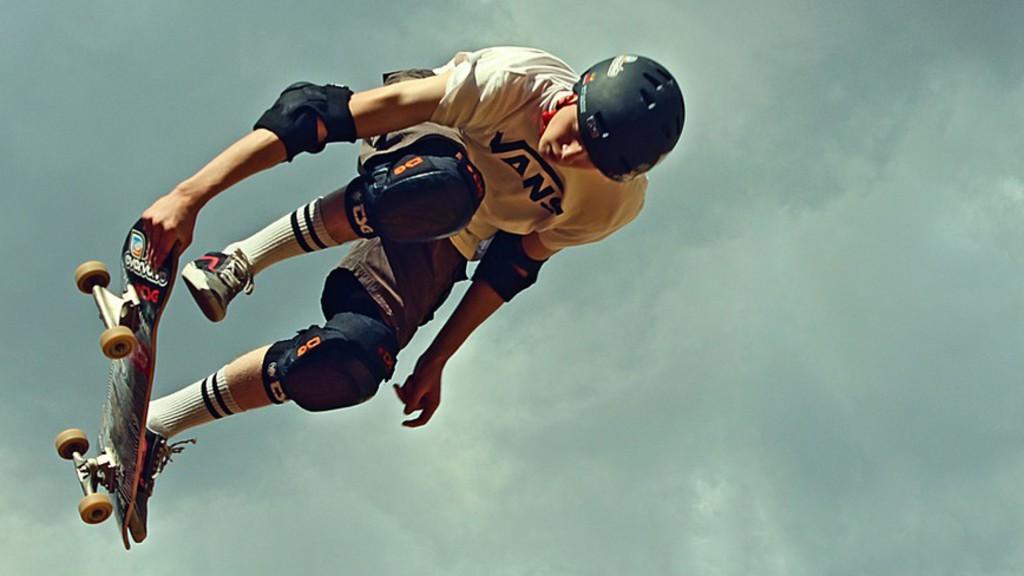 Le skate devient… une discipline olympique