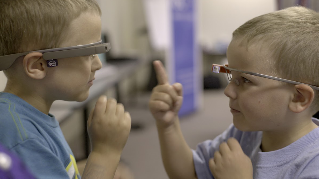 Les enfants autistes, champions de la reconnaissance faciale !