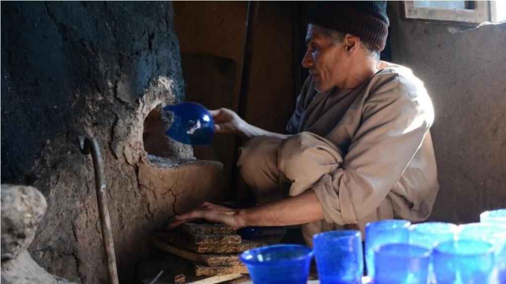 Soutenez le dernier souffleur de verre d'Afghanistan