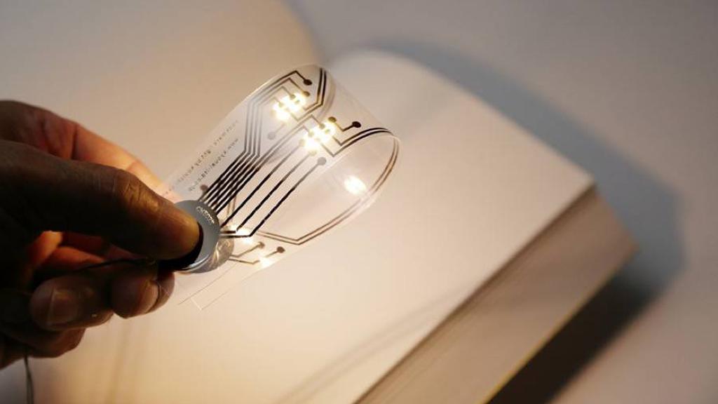 L'électro marque-pages va rebooster vos séances de lecture nocturnes