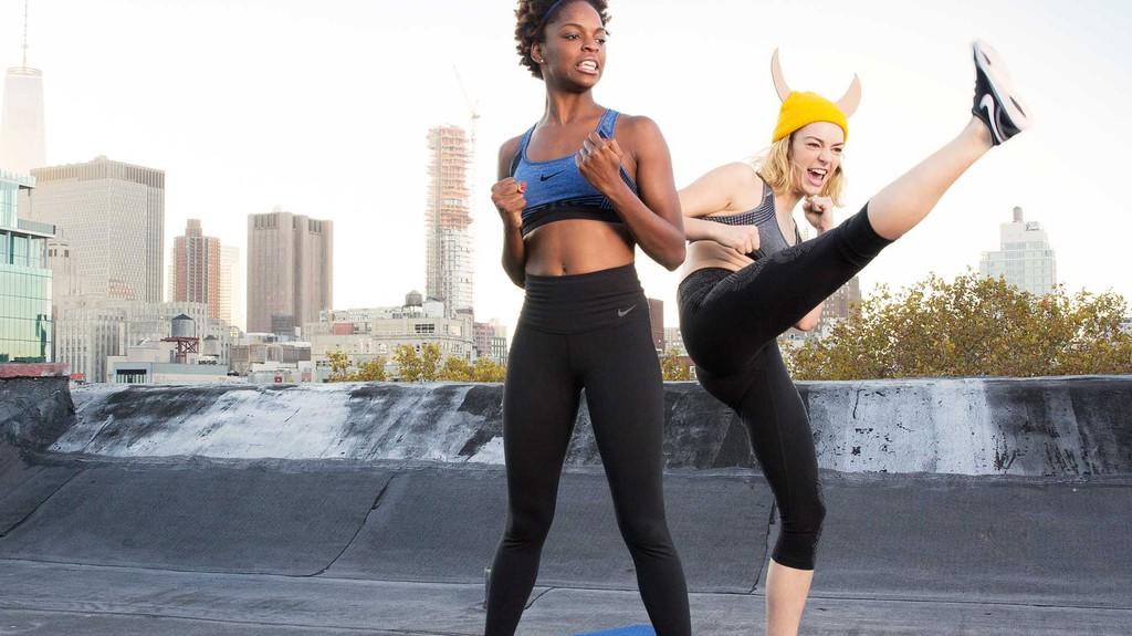 """""""Noise Yoga"""" : le yoga avec du gros bon son"""