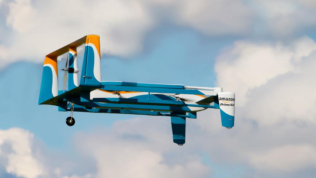 Le postier du futur est-il un drone ?