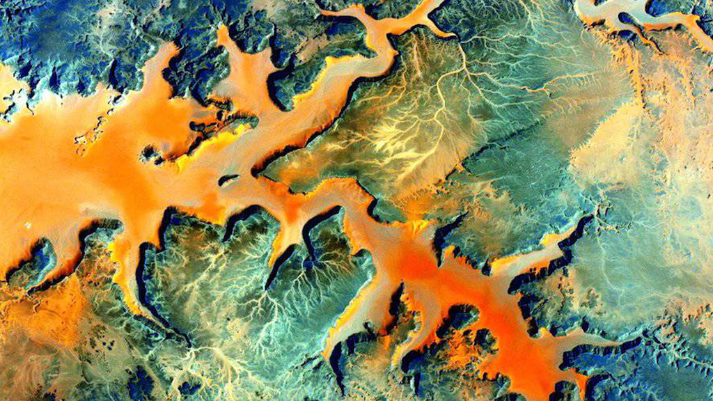 Les magnifiques clichés interstellaires de Scott Kelly