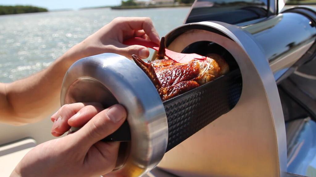 GoSun Stove, le barbecue solaire écolo