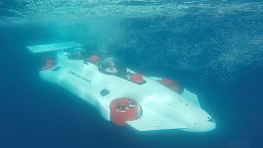 Ça vous dit d'avoir votre propre sous-marin ?