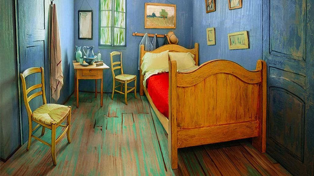La chambre de Van Gogh est en location sur AirBnb