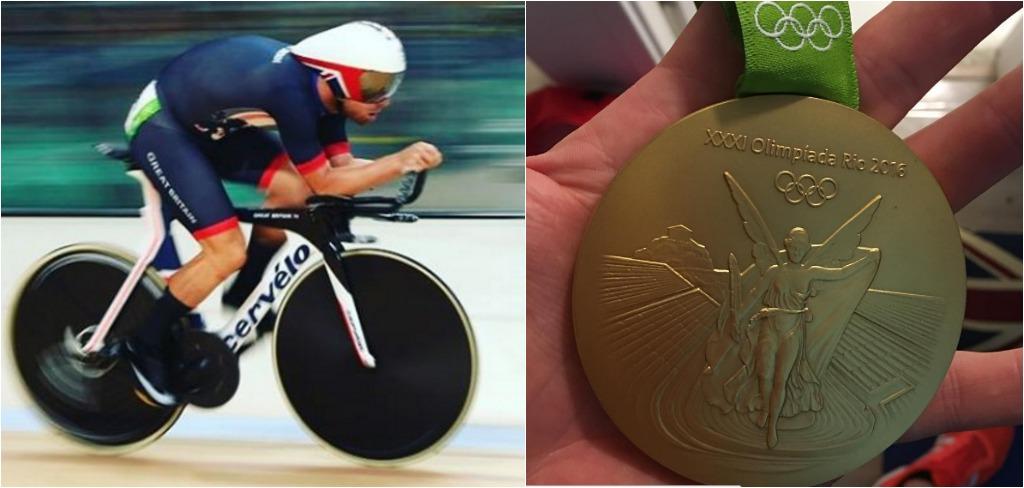 JO : la peinture top secrète de l'équipe britannique de cyclisme sur piste