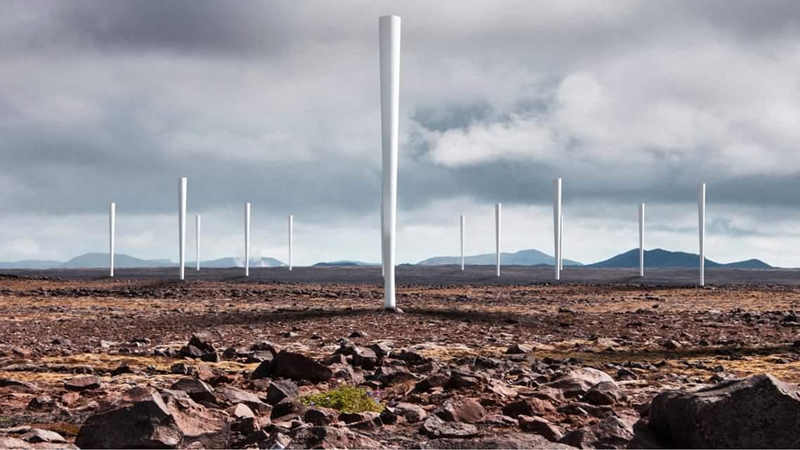Eoliennes sans pales, éoliennes du futur ?
