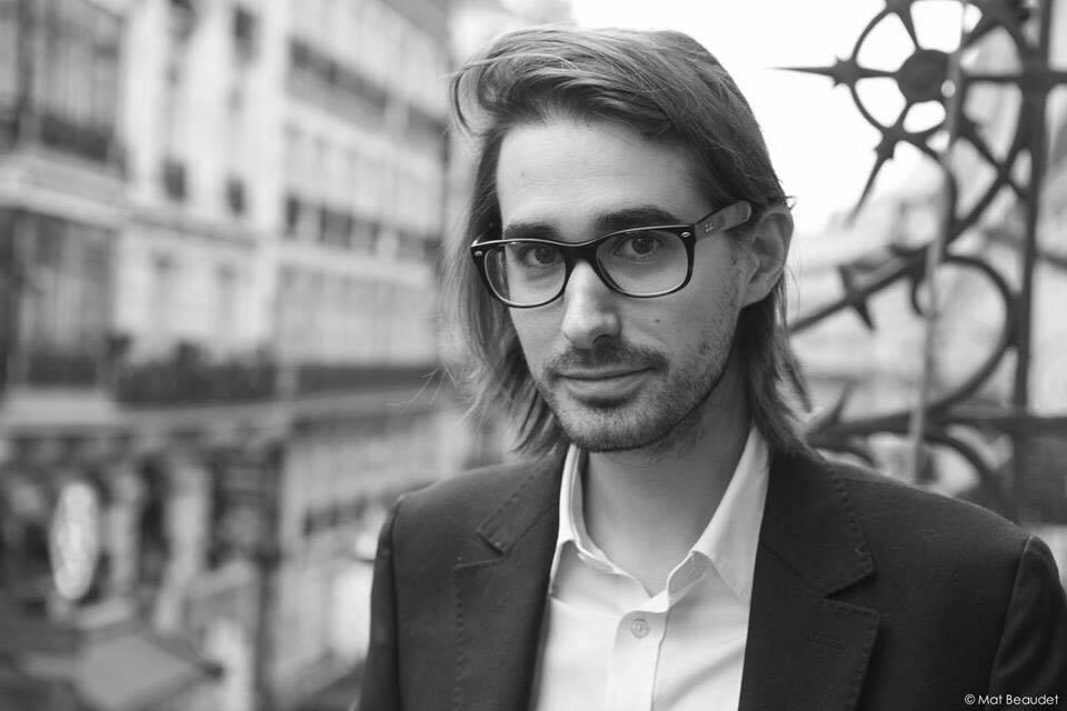 Julien Artu :créateur de My Hospi Friends, le premier réseau vraiment social
