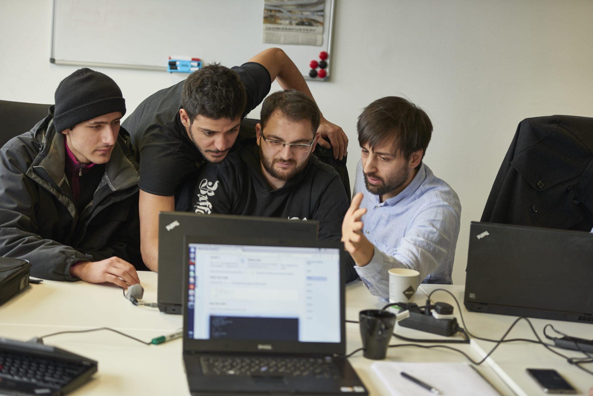 ReDI school, l'école qui enseigne le code aux réfugiés