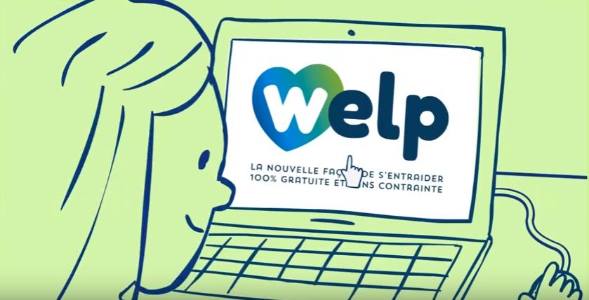 L'app by SEAT : Welp, pour prêter main forte à qui en a besoin
