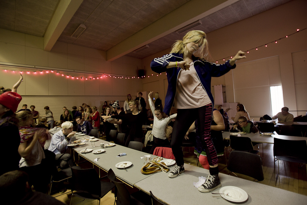 En Islande, une école d'art anarcho-cool