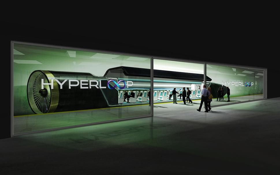 Hyperloop : le transport futuriste pour le prix d'un ticket de bus