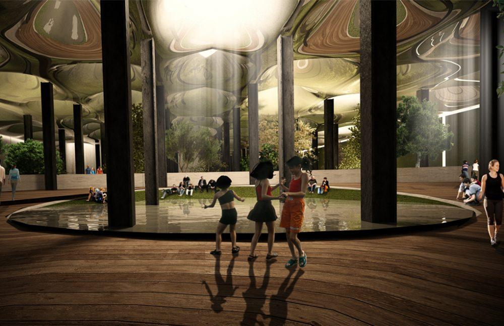 Lowline, le parc du futur qui pousse… sous terre