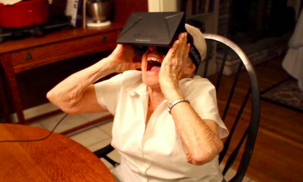 Avec Bliss, on soulage la douleur (réelle) avec de la réalité virtuelle