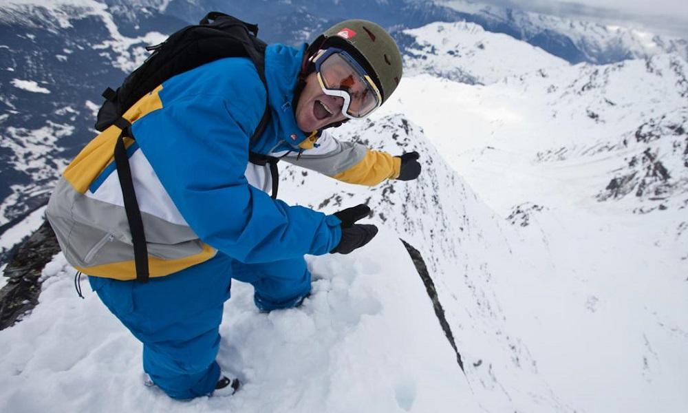 Candide Thovex, le skieur vidéaste aux millions de vues