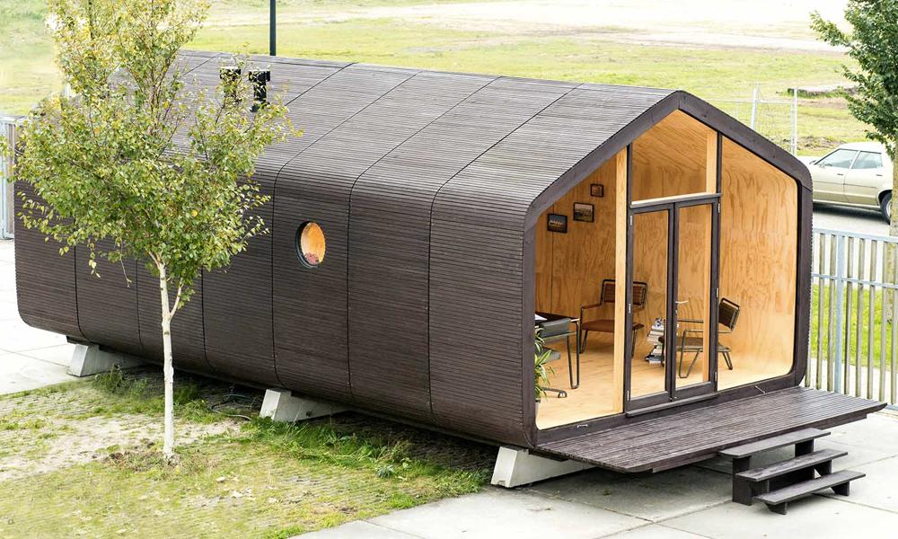 Wikkelhouse : la maison écolo qui fait un carton