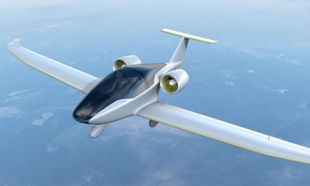 On a enfin trouvé un avion 100% électrique