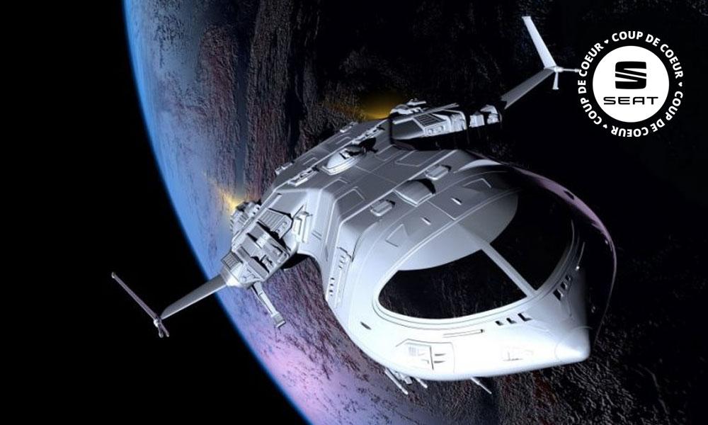Un aller-retour Terre-Lune, c'est prévu pour 2026 !