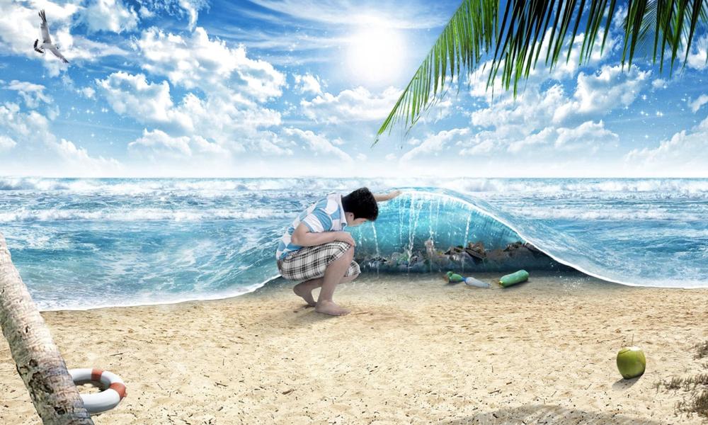 La super-éponge qui va stopper les marées noires