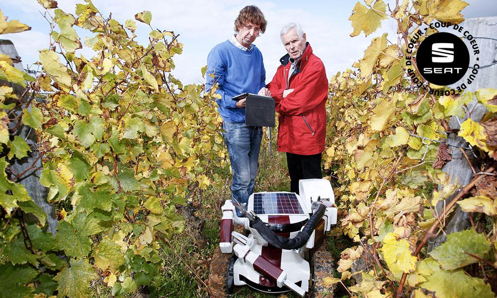 Des robots fermiers pour aider les agriculteurs