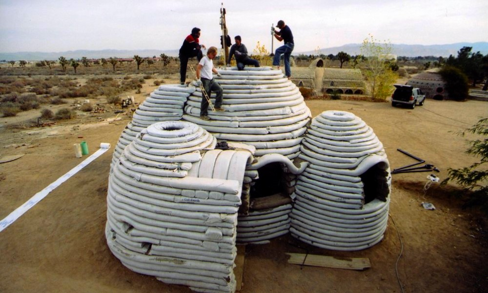 Facile et pas cher : construisez votre propre éco-dôme !