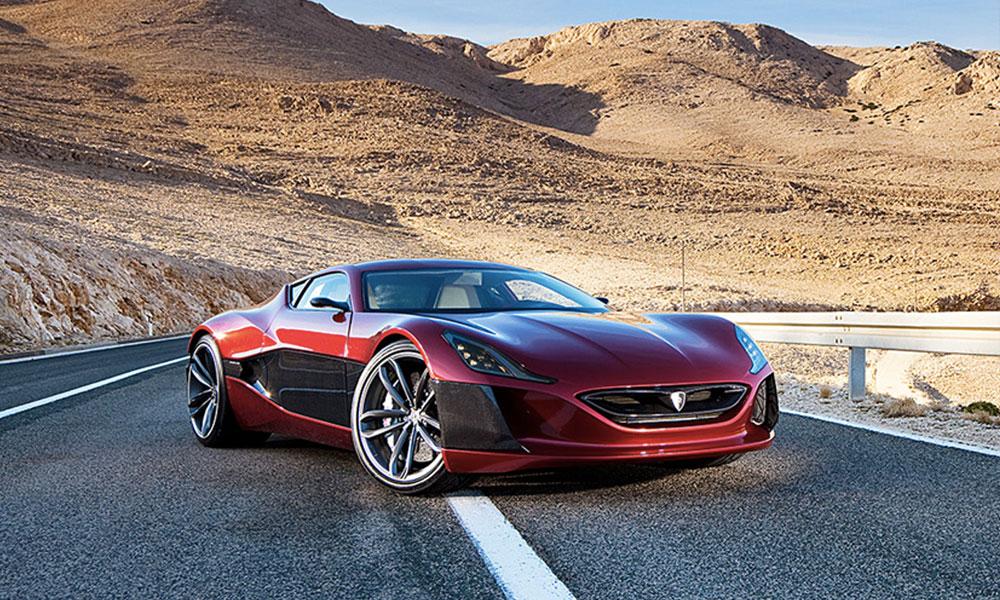 On a trouvé la voiture électrique la plus rapide du monde !