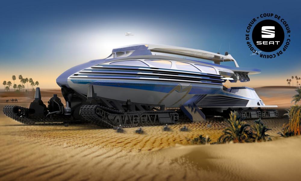 Et si on partait en croisière dans le désert?