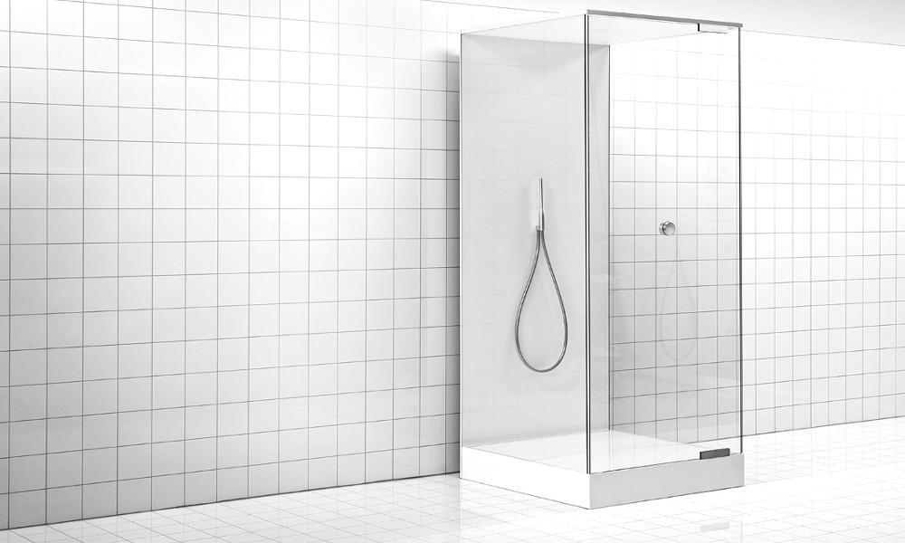 Cette douche du futur recycle 90% de son eau !