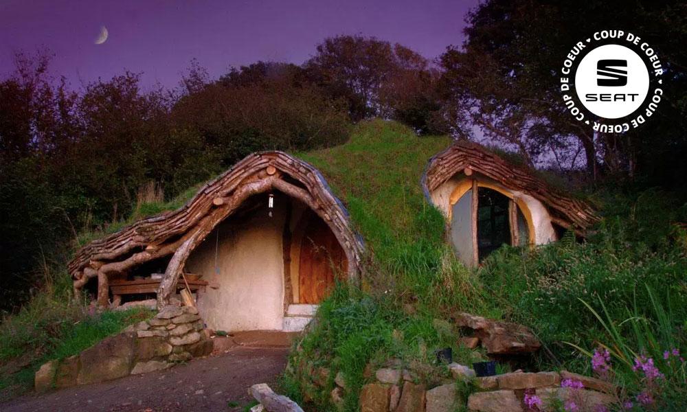 Construire une maison de Hobbit autonome et écolo pour 3500 €