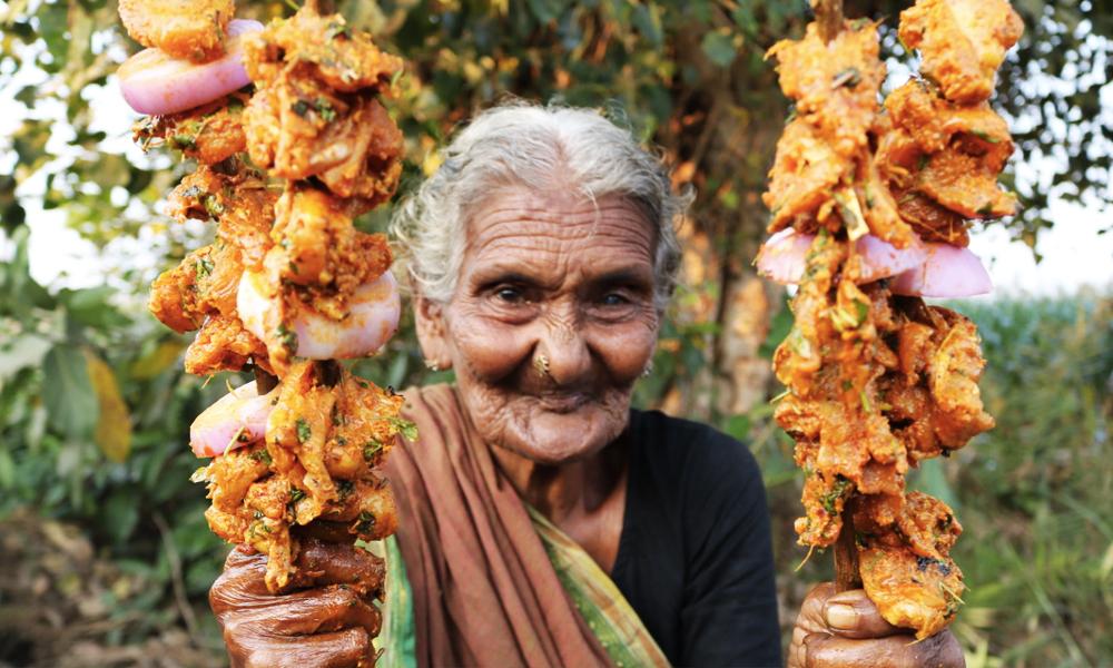 106 ans mais star sur YouTube grâce à ses recettes de cuisine