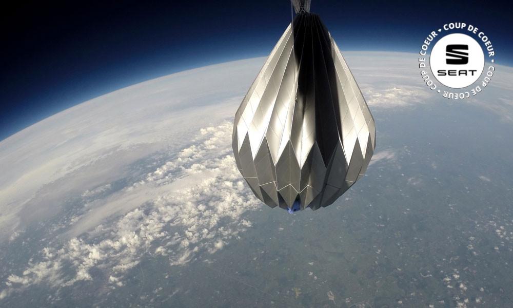 Toujours plus haut : envoyez vos cendres dans l'espace