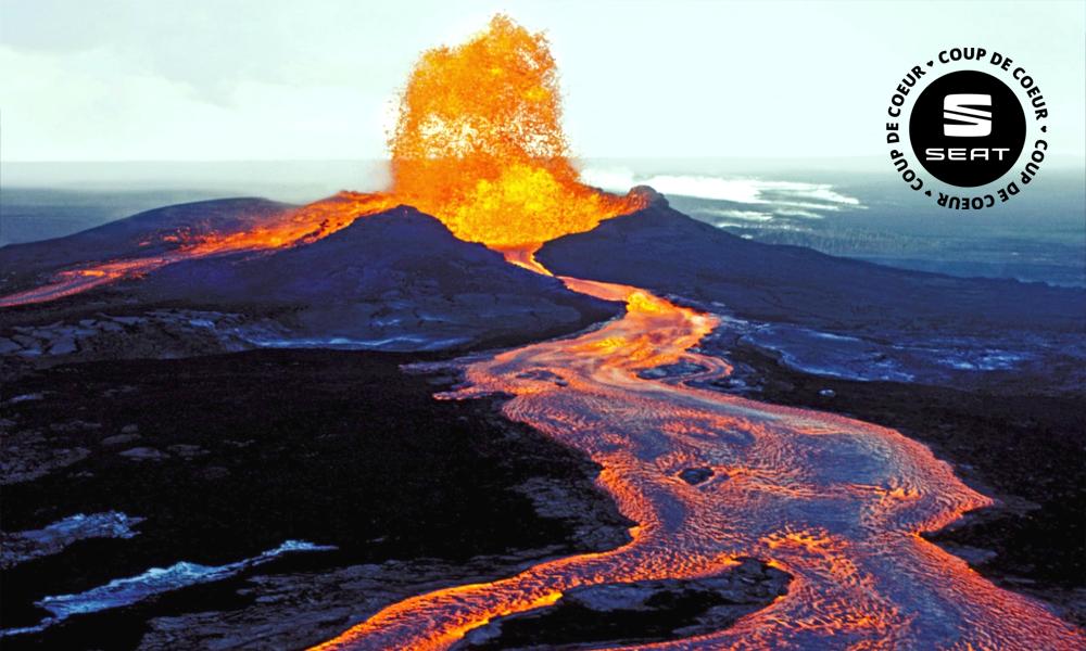 Vacances d'enfer : venez vous reposer au pied d'un… volcan actif