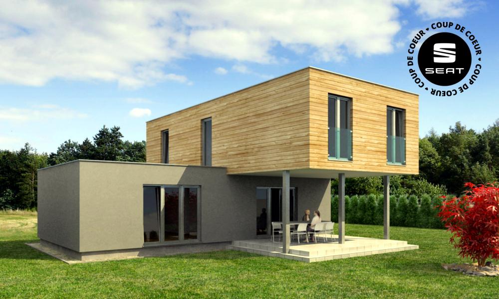 Construisez vous-même votre maison en containers