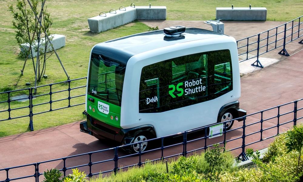 En finir avec l'isolement des séniors grâce à ces minibus autonomes