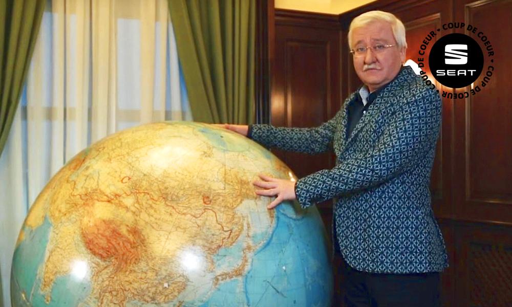 Ce milliardaire russe a créé Asgardia, le premier pays situé... dans l'espace