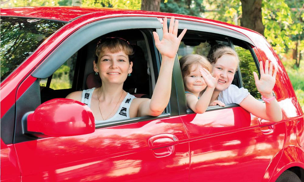 Avec Cmabulle, deux mamans vous libèrent du temps en covoiturant vos enfants