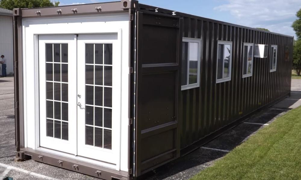 Ça y est, on peut acheter sa tiny house pour 30 000€ sur Amazon
