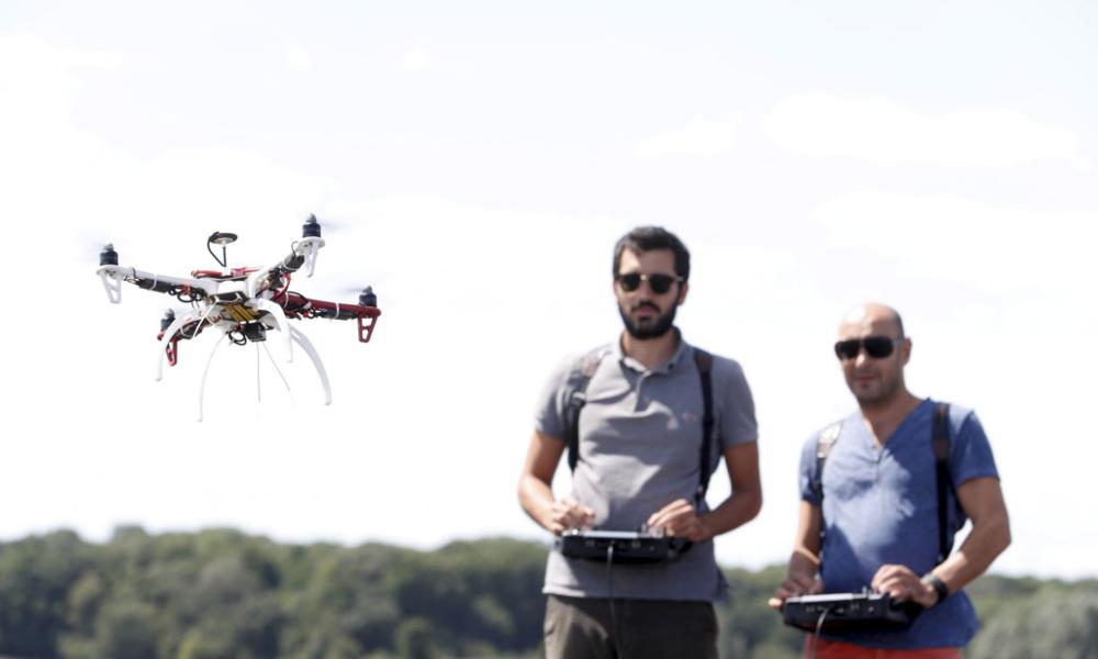 15 000 postes de pilote de drone à pourvoir avant 2020
