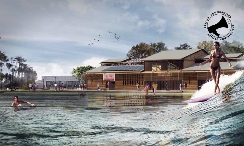 Le premier surf park français ouvre bientôt ses portes à Bordeaux