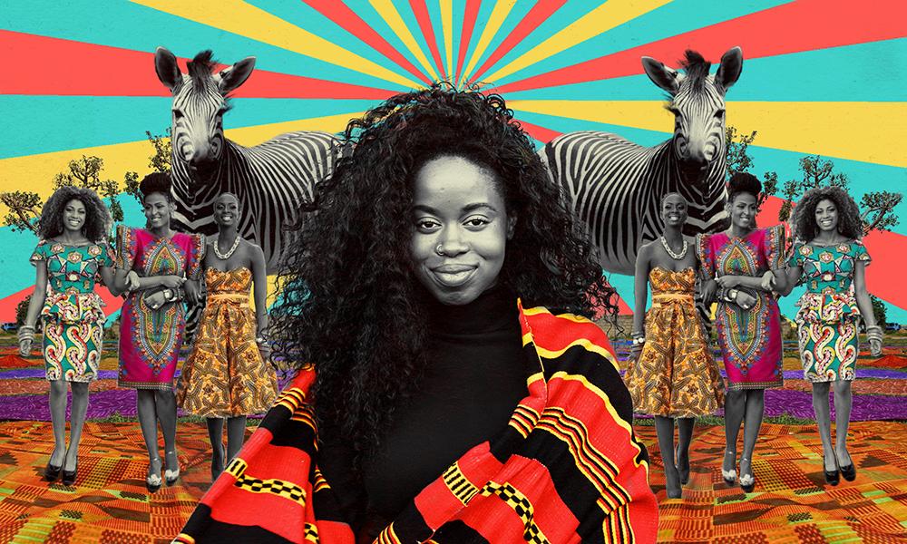 Cette Nigériane a popularisé les motifs africains et… elle a fait fortune