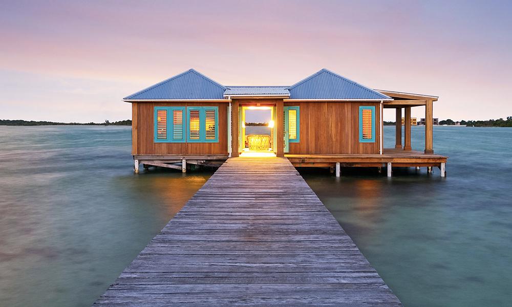 Dix locations de rêve sur Airbnb pour oublier l'hiver