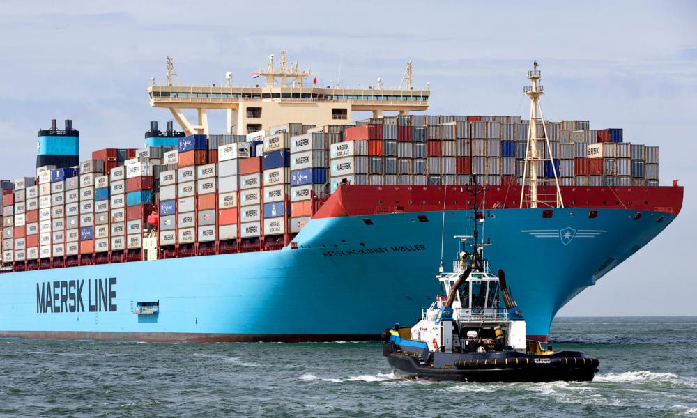 La Chine met à l'eau le tout premier cargo électrique du monde