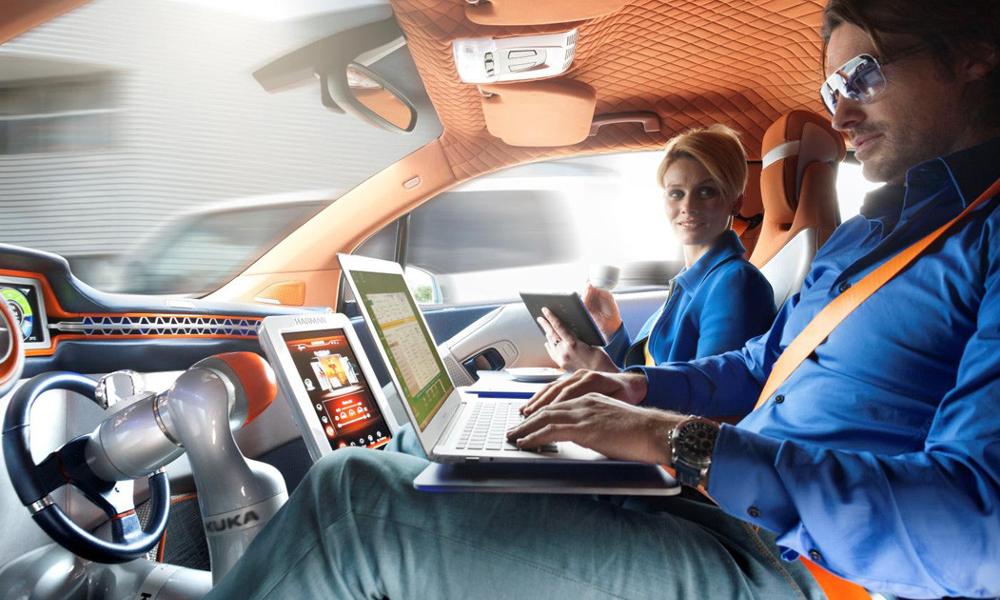 Que ferons-nous dans nos voitures quand elles se conduiront toutes seules ?