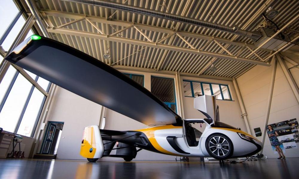 Incroyable mais vrai : il existe une formation pour devenir designer de voiture volante