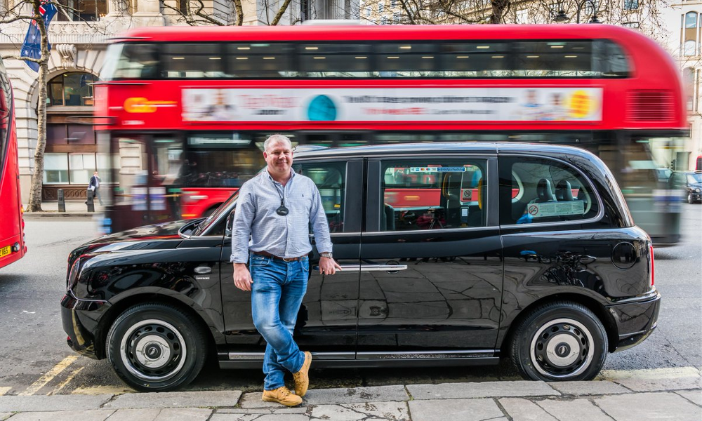 OMG, les mythiques taxis londoniens passent à l'électrique