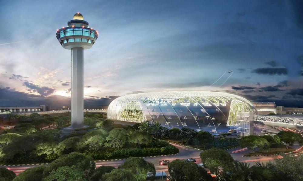 Voici l'aéroport le plus cool au monde