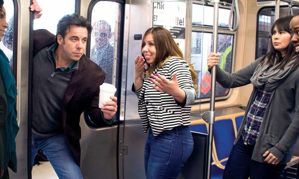 Ce compte Instagram compile les vidéos de gens qui ont raté le métro